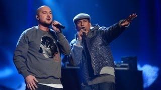 Bundesvision Song Contest 2012 - Xavas, Die Orsons feat. Cro, B-Tight u.v.m.