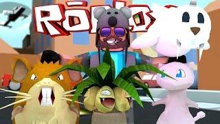 PORYGON + EXEGGCUTOR + DEWGONG!!!! | Pokémon GO [#10] | ROBLOX