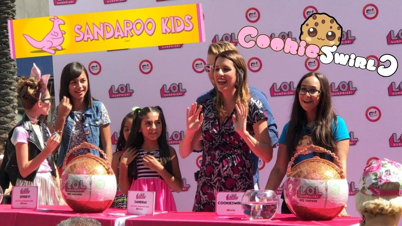 Lol Big Surprise Unboxed By Cookie Swirl C Dctoys Sandaroo Kids