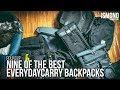Nine of the Best Everydaycarry Backpacks