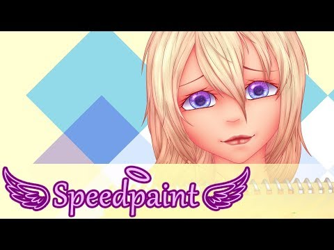 Let's Chat: Dream of Fate Speedpaint