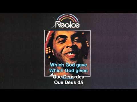 Gilberto Gil - Toda menina baiana (Every bahian girl) - English subtitles