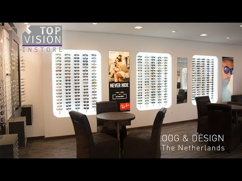 Top Vision Group - Eyewear Displays - Oog & Design