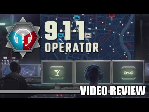Review: 911 Operator (Steam) - Defunct Games