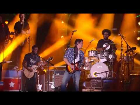 John Mayer and The Roots - Lively Up Yourself (Bob Marley cover)