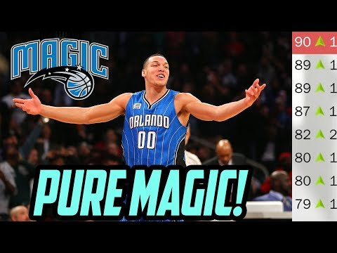 PURE MAGIC! Rebuilding the Orlando Magic! NBA 2K18