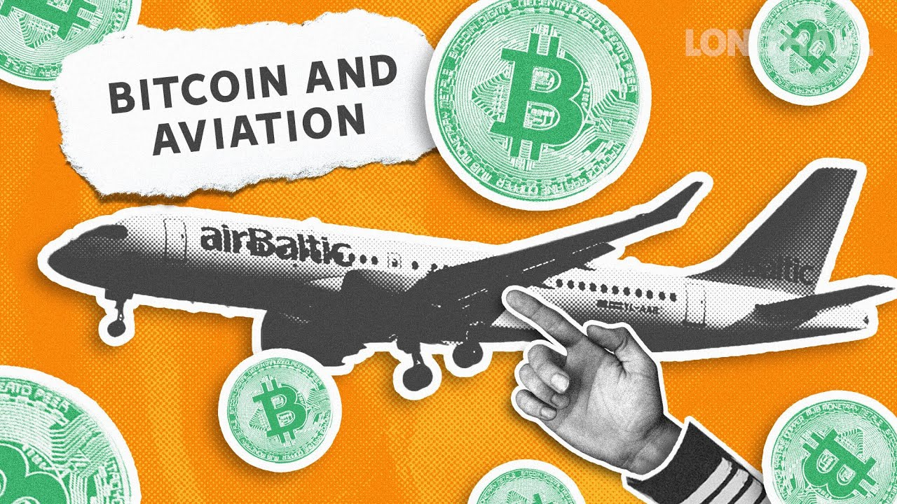 Will Bitcoin be the Future of Flying & Aviation?