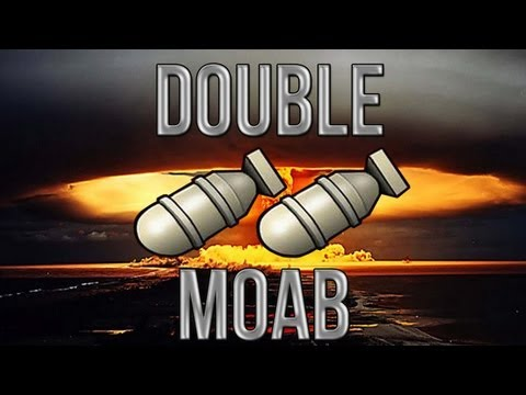 MW3: LIVE Double MOAB Gameplay W/ PP90