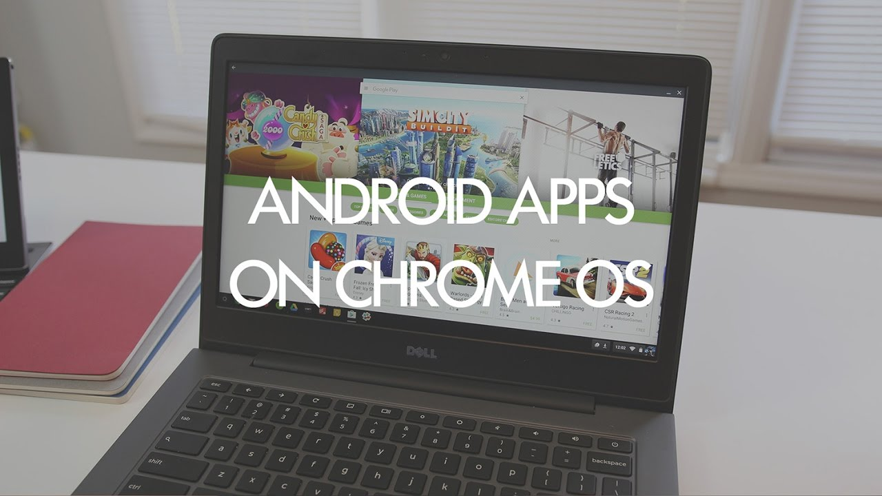 How to get Android apps running on (almost) any Chromebook