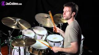 10 Great Soul Fills | Drum Lesson by @joecrabtree | joecrabtree.com