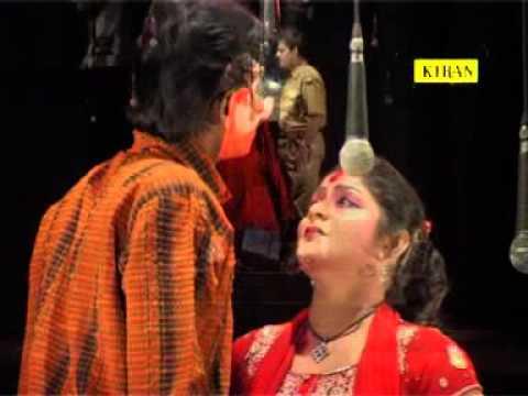 Latest Bangla Jatra Pala | Debir Chokhe Jolche Agun Vol II | Bangla Natok 2015 | Kiran