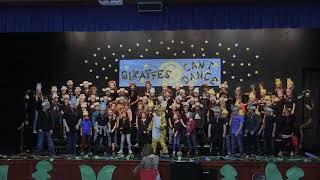 Shaw Elementary 3rd Grade GIRAFFES CAN'T DANCE Preview