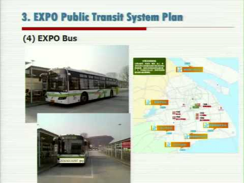 2010 Shanghai World Expo Transportation Solution and Evaluation