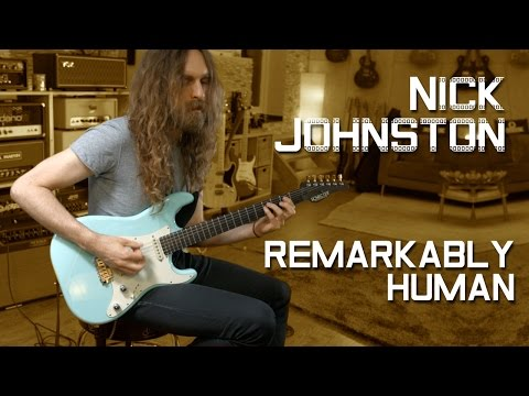 Nick Johnston - Remarkably Human - at EytschPi42's studio