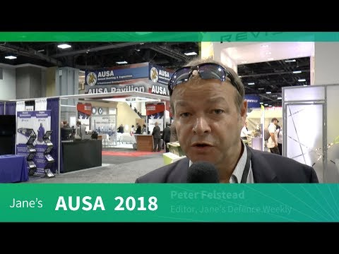Association of the US Army (AUSA 2018) Opens