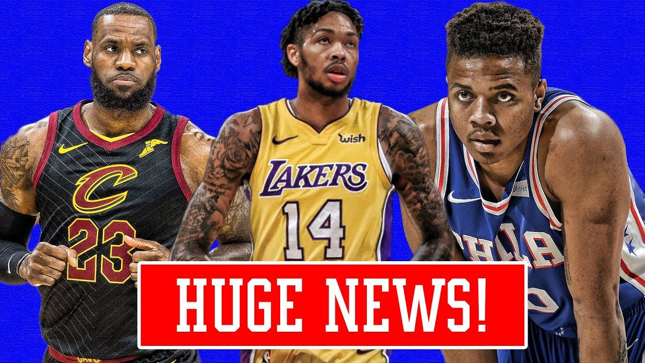 lebrons-expectations-for-brandon-ingram-markelle-fultz-an-all-star-embiid-is-salty-nba-news
