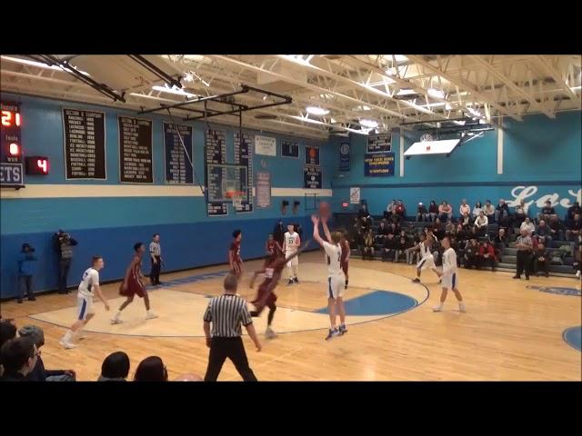 Game Highlights Boys' Varsity: Watervliet 57 vs La Salle 63 (F)