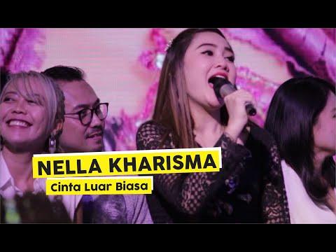 [HD] Nella Kharisma - Cinta Luar Biasa (Live At Jogja City Mall Yogyakarta)