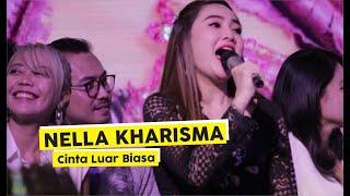 Download [HD] Nella Kharisma - Cinta Luar Biasa (Live at Jogja City Mall Yogyakarta) Mp3