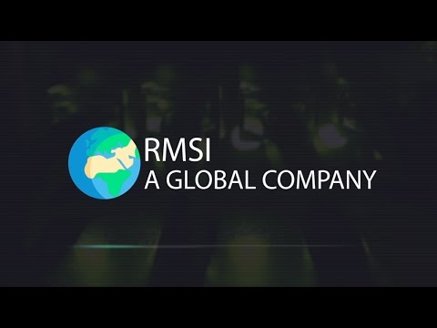 RMSI A global company with footprints in every corner of the world