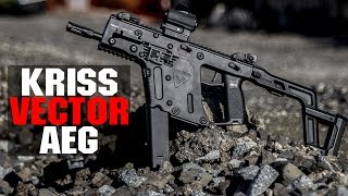 Top 5 New Things About The KRISS VECTOR! - Airsoft GI
