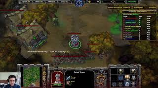 Warcraft 3: Reforged (Beta) - Custom Castle Defense #1