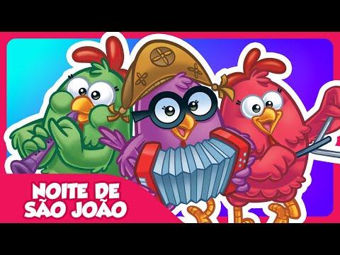 Noite de So Joo - Festa Junina da Galinha Pintadinha - DVD 4 - OFICIAL