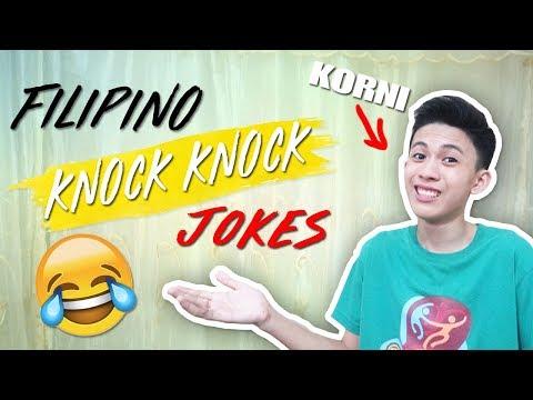 FILIPINO KNOCK KNOCK JOKES!!
