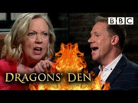 Healthier chocolate tempts the Dragons to bite 🍫 | Dragons' Den - BBC