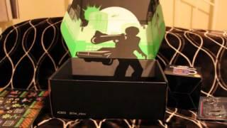 Zbox - Free Merch Box Nov 2015