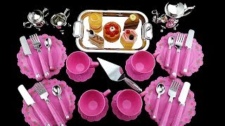 """😀Go Grow Fun😀 EP38 """"Party Tea Set Play"""""""
