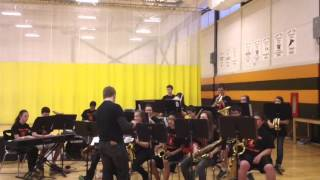 Thompson Jr. High Jazz Band- Swing