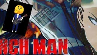 ワンパンマン 「静寂のアポストル」弾いてみたフリ JAM Project(TVアニメ『ワンパンマン』第2期オープニング主題歌)