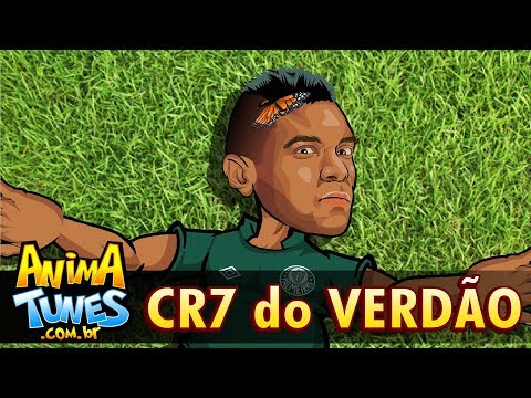 ANIMATUNES - CR7 do VERDÃO