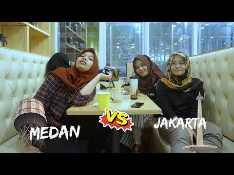 Perbedaan Logat dan Kosa Kata: Medan vs Jakarta