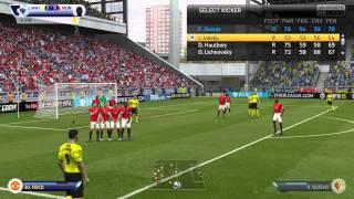Fifa 15 - Watford vs Manchester Utd 4:0 - Guisao
