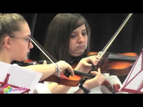 Grand Dax : Inauguration de la nouvelle école de musique de Mées 22 Juin 2016