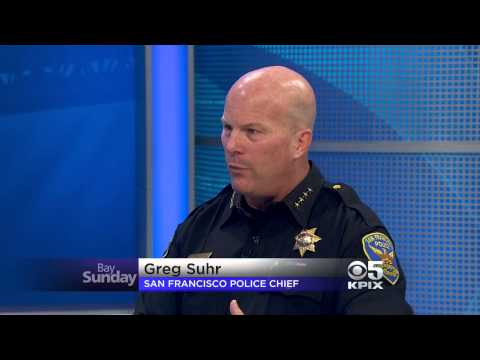 San Francisco Police Dept. Chief Greg Suhr