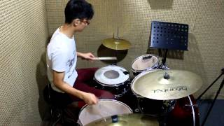 Clusion - Dave Mackay Group - Oliver Drum Cover