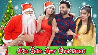Jija Sala Aur Christmas | BakLol Video