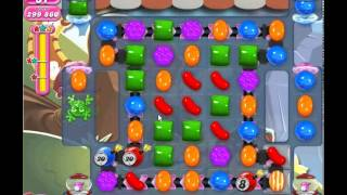 Candy Crush Saga - level 1051 (3 star, No boosters)