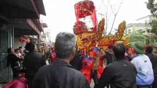 Lễ hội làng Hoành Nha