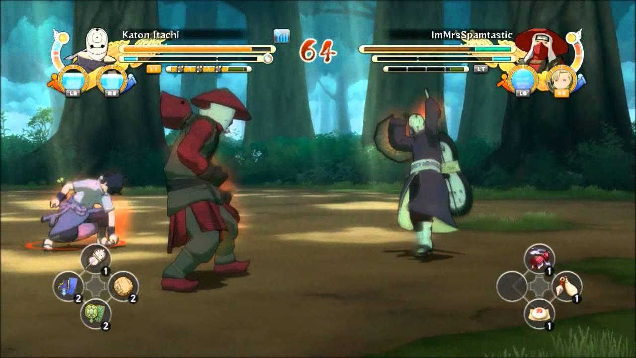 -Rinnengan Tobi vs Han- Naruto Shippuden Ultimate Ninja Storm 3: Online Match - YouTube