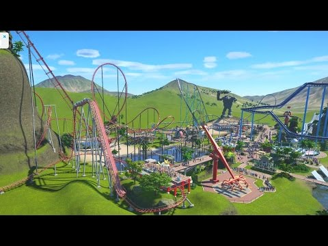 PARK GETTING POPULAR! - PLANET COASTER #8