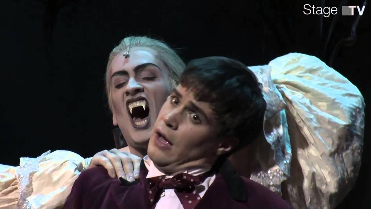 Die Roten Stiefel Tanz der Vampire Veronica Appeddu YouTube