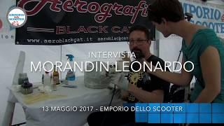 Morandin Leonardo Blackcat intervista - Emporio dello Scooter 13/05/2017