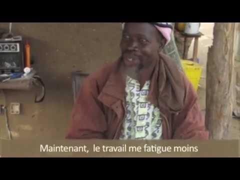 Microcrédit Solaire au Burkina Faso - Interviews bénéficiaires