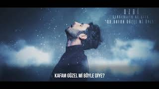 Ozbi - Kafan Güzel Mi Öyle? (Lirik Video) #SerserilikveŞiir