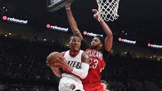 Pelicans vs Blazers Prediction! 2018 NBA Playoffs