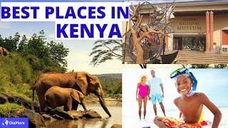 10 Best Places To Visit in Kenya - Travel Video